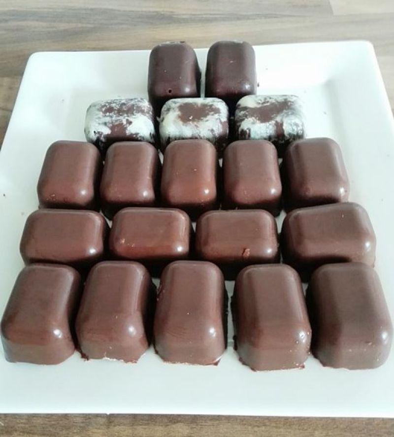 zelfgemaakte bonbons