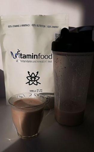 chocolate vitaminfood