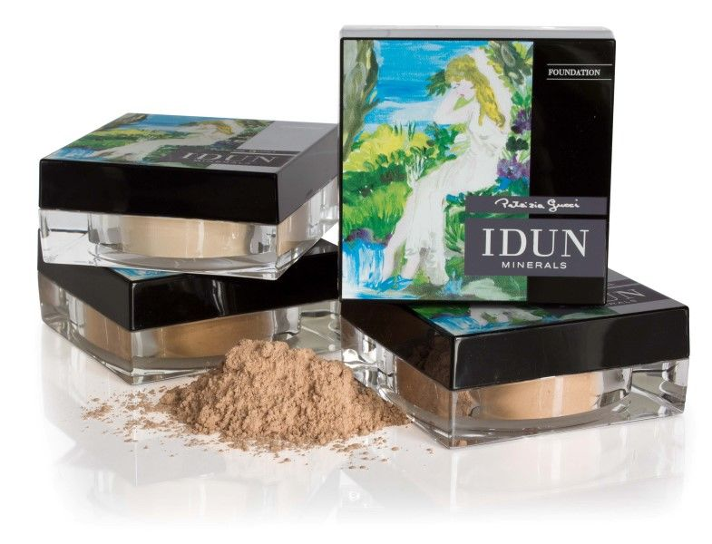 IDUN Minerals_Powder Foundation