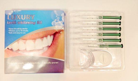luxe tandenbleekset