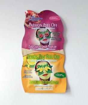maskers peel off