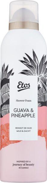 Shower foam Guava & pineapple