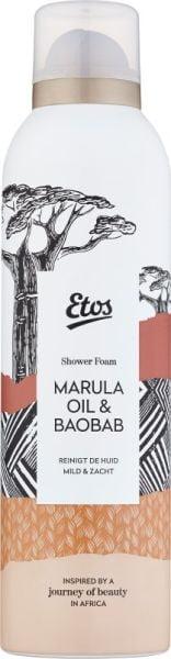 Shower foam Marula oil & Baobab