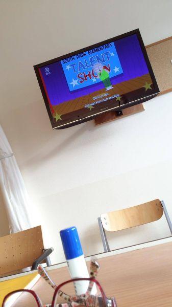 tv in kamer