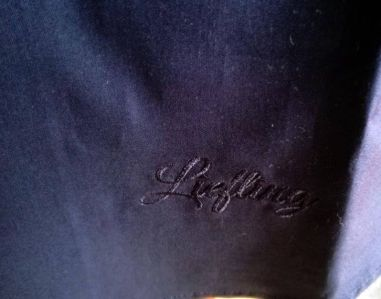Liefling Navy Blue Poplin Cutaway Tailered Fit (7)