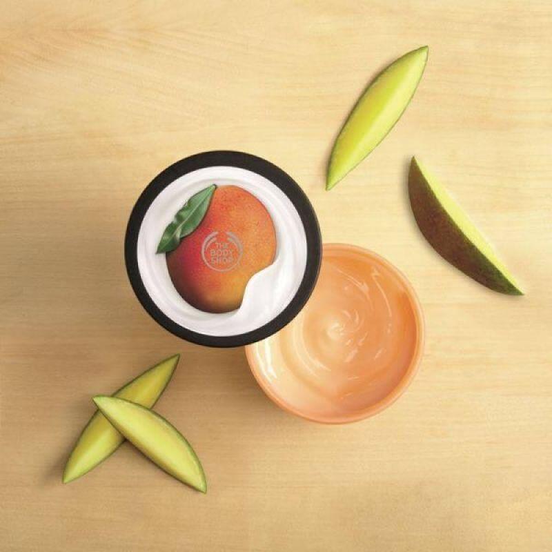 The Body Shop Body Yoghurt Mango 3