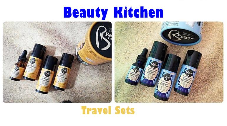 travel beauty kitchen goed