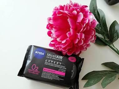 NIVEA MicellAIR Skin Breathe Expert reinigingsdoekjes