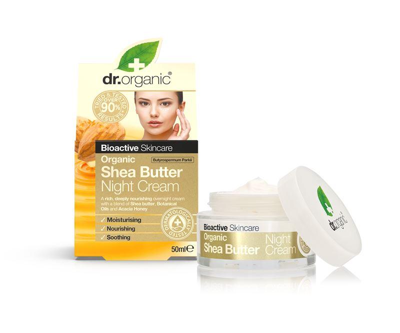 Shea Butter Night Cream