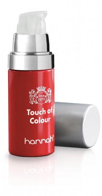 hannah Touch of Colour dop ernaast