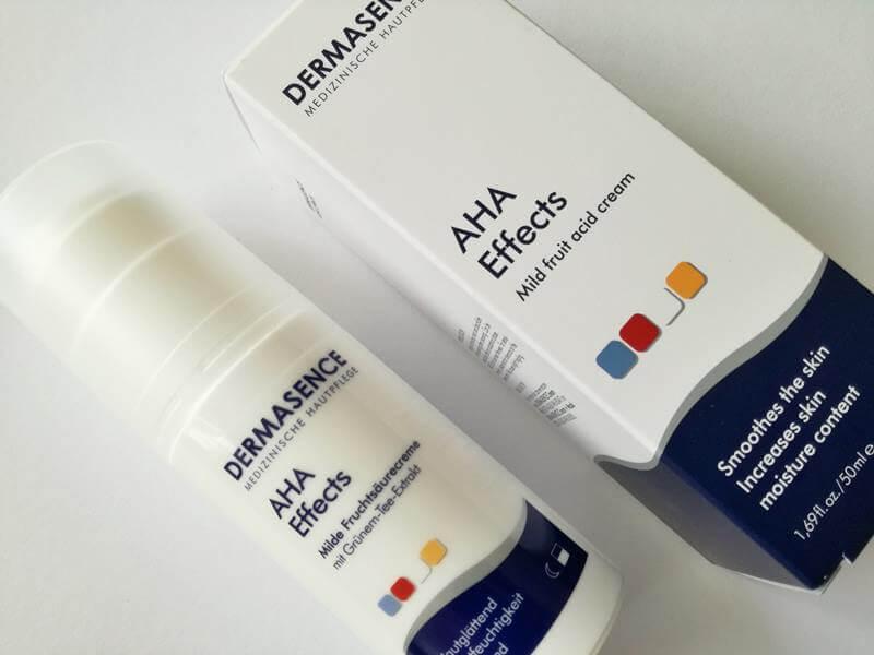 DERMASENCE AHA Effects (4)