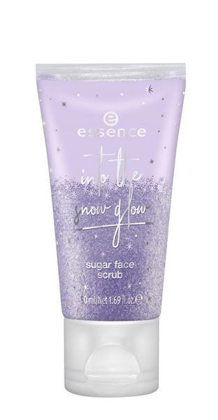 ess_into the snow glow_Glitter Scrub