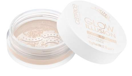 Glow Illusion Loose Powder_Image_jpg_Front View Half Open