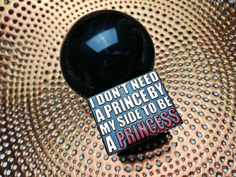 Killian- I Don't Need a Prince by my side to be a Princess (10)