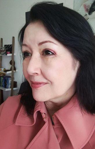 Rosy Shine Blush makeup factory