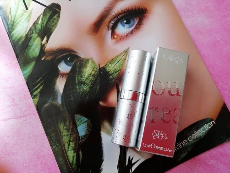 Review Karaja Make-up: 2 Foundations, Concealer, Lipstick & Lipgloss 23 karaja Review Karaja Make-up: 2 Foundations, Concealer, Lipstick & Lipgloss
