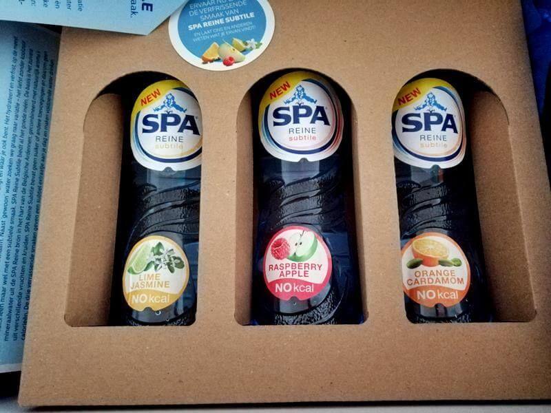 SPA® INTRODUCEERT: SPA® REINE SUBTILE 7 spa SPA® INTRODUCEERT: SPA® REINE SUBTILE