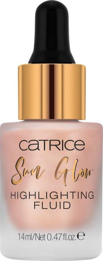 CATRICE Sun Glow - Highlighting Fluid_closed