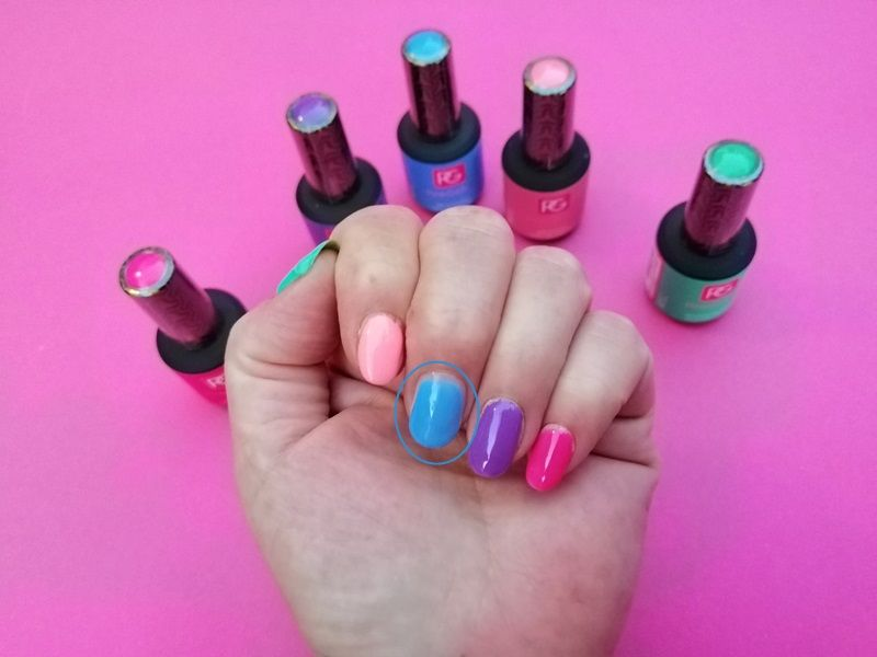 Pink Gellac Miami Vibe Collectie-Review 16 miami vibe Pink Gellac Miami Vibe Collectie-Review