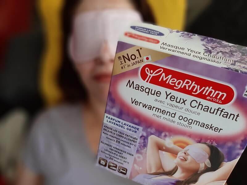 Review: Zelfverwarmende Oogmaskers van MegRhythm, nr. 1 in Japan! 14 oogmasker Review: Zelfverwarmende Oogmaskers van MegRhythm, nr. 1 in Japan!
