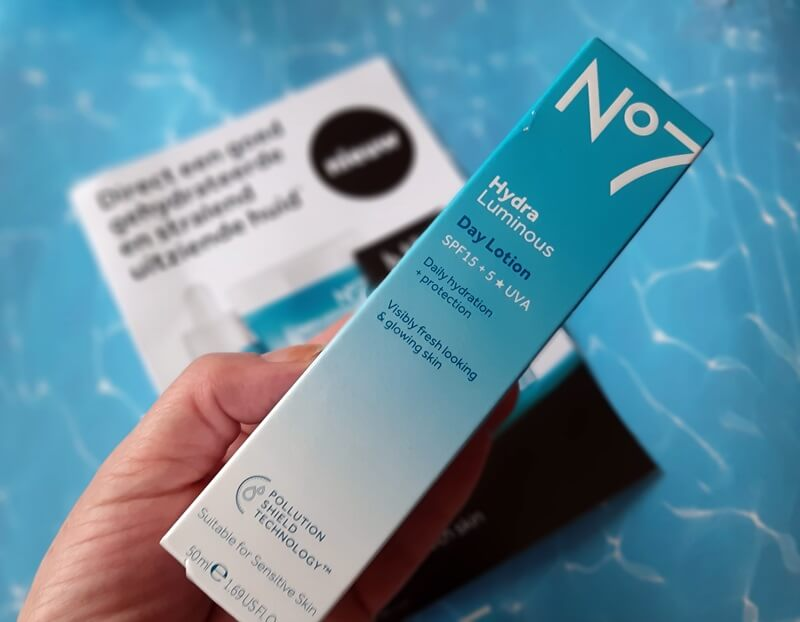 Review! No7 Hydraluminous Day Lotion SPF 15 8 no7 Review! No7 Hydraluminous Day Lotion SPF 15