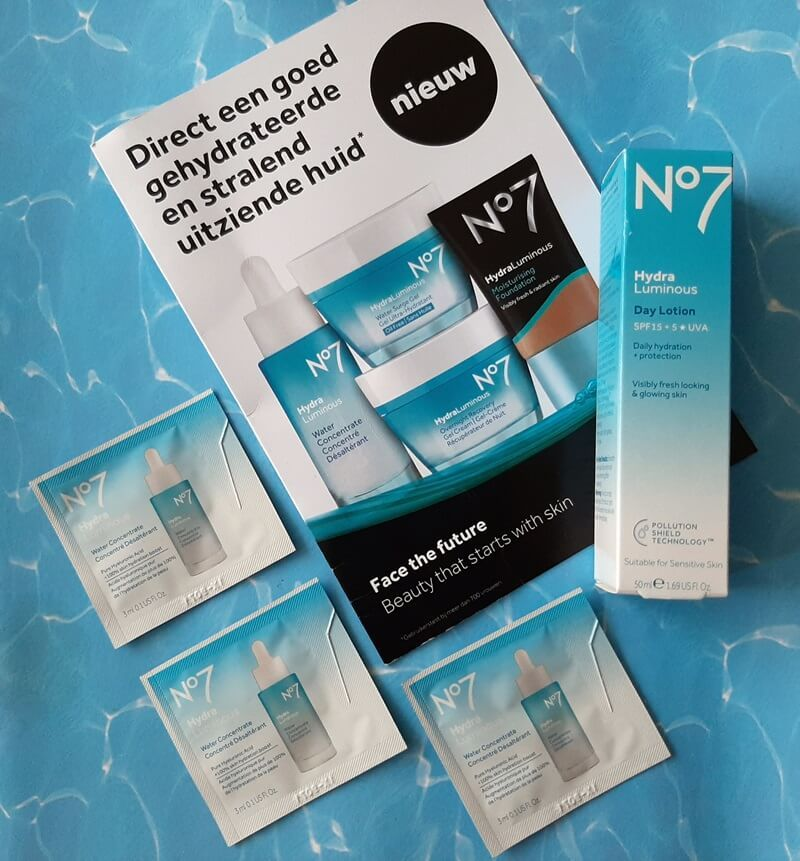 Review! No7 Hydraluminous Day Lotion SPF 15 6 no7 Review! No7 Hydraluminous Day Lotion SPF 15