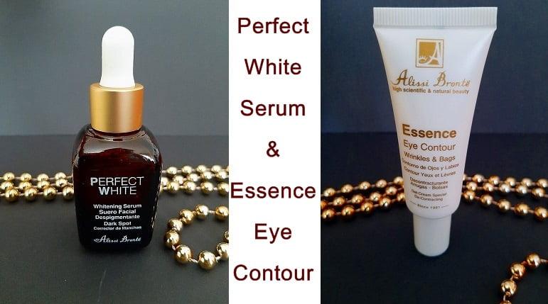 Alissi Brontë- Review Perfect White Serum & Essence Eye Contour 11 alissi bronte Alissi Brontë- Review Perfect White Serum & Essence Eye Contour