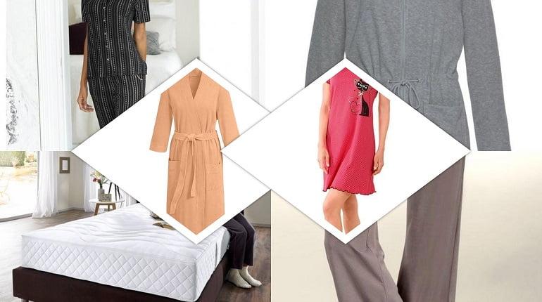 Ga je mee naar bed? Lekker luieren en slapen in de mooiste loungewear! 11 loungewear Ga je mee naar bed? Lekker luieren en slapen in de mooiste loungewear!