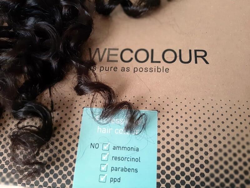 Ik heb mijn haar geverfd met WECOLOUR! (Dekt het grijs haar?) 11 grijs haar Ik heb mijn haar geverfd met WECOLOUR! (Dekt het grijs haar?)