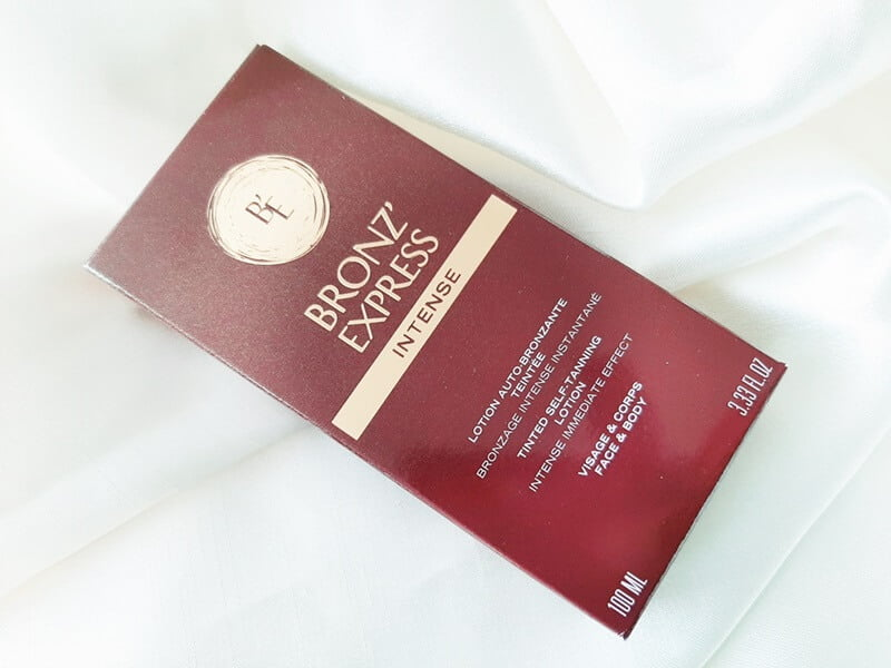 Review Bronz' Express Tinted Self-Tanning Lotion 13 bronzexpress Review Bronz' Express Tinted Self-Tanning Lotion