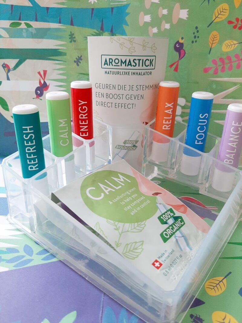 Review! AromaSticks- Voor elke 'mood' een passende geurmix! 29 aromasticks Review! AromaSticks- Voor elke 'mood' een passende geurmix!