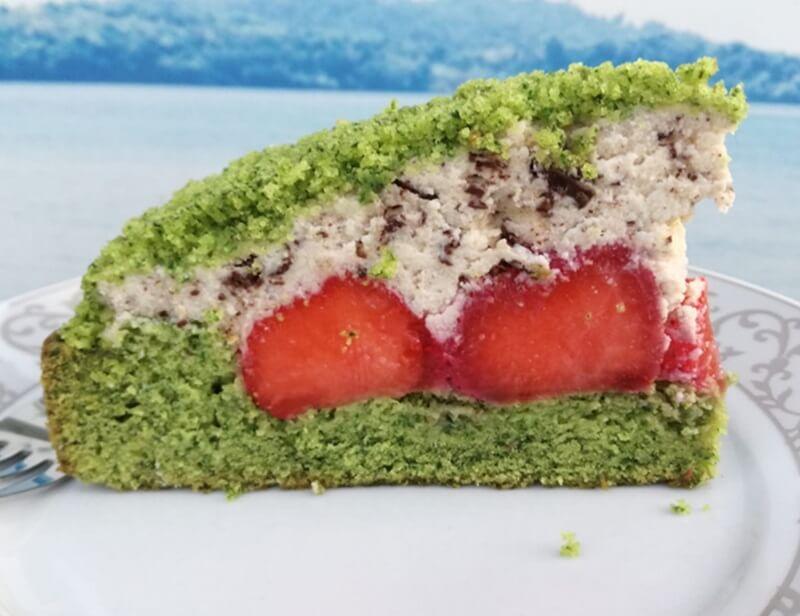 Zin in een Groene Taart met Aardbeien? 31 spinazietaart Zin in een Groene Taart met Aardbeien?