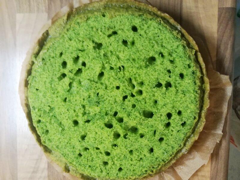 Zin in een Groene Taart met Aardbeien? 15 spinazietaart Zin in een Groene Taart met Aardbeien?