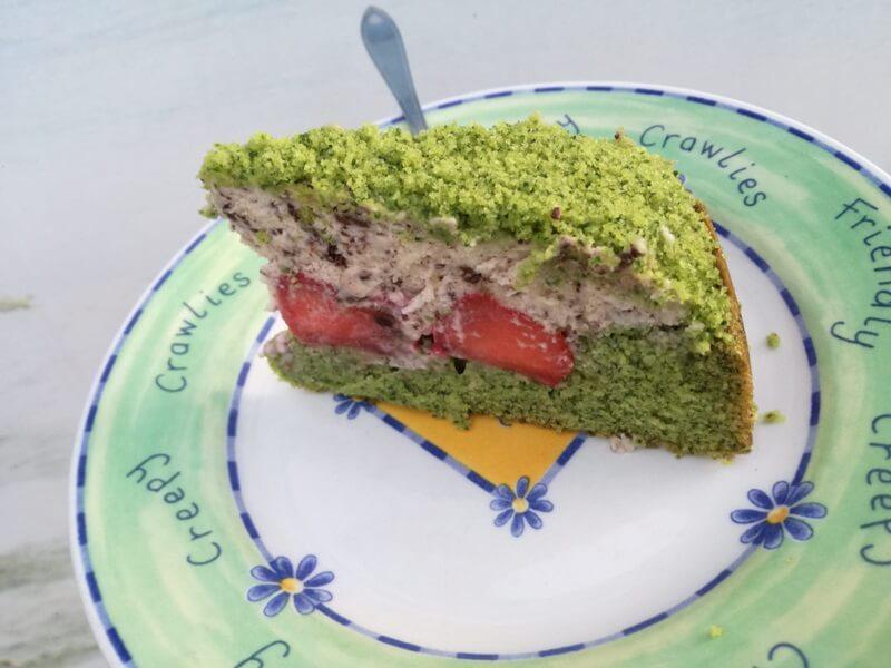 Zin in een Groene Taart met Aardbeien? 29 spinazietaart Zin in een Groene Taart met Aardbeien?