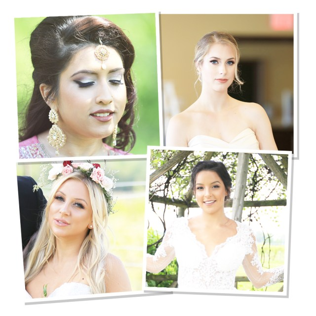 wedding make up services - beautybycam