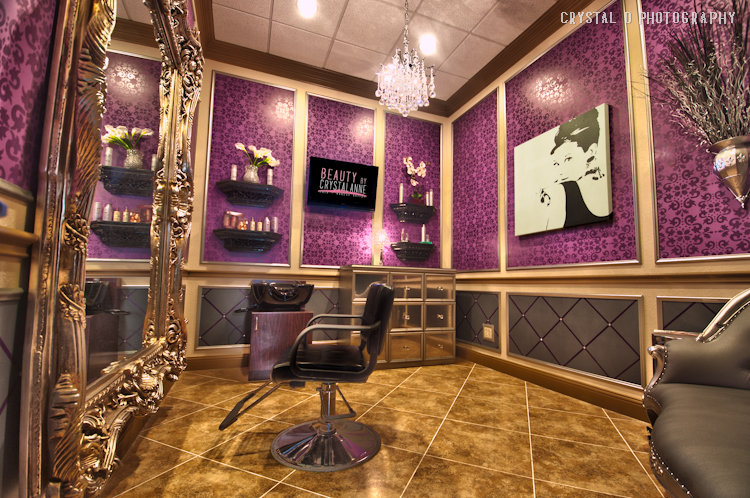 Have You Been To The New Beauty By Crystal Anne Salon
