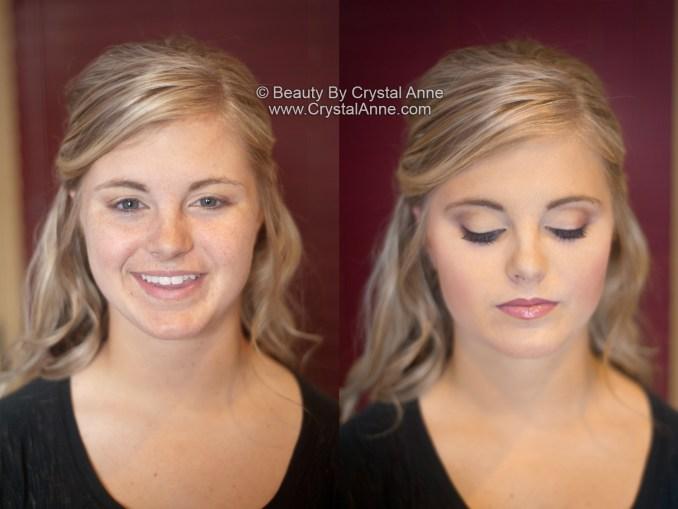 hair and airbrush makeup for bridesmaids- houston, tx