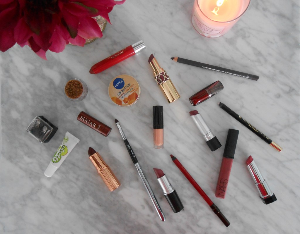 Fall & Winter Lip Favourites