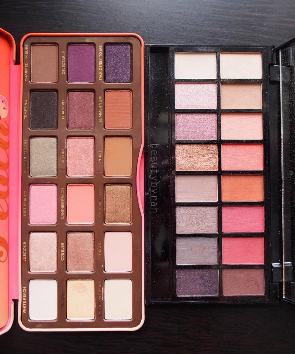 Makeup Revolution Newtrals VS Neutrals Palette review
