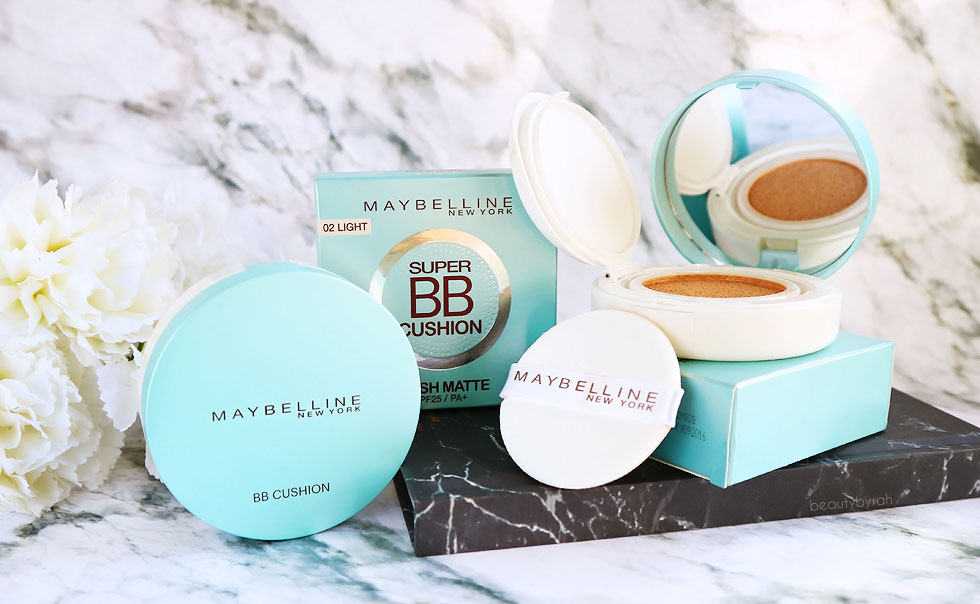 Maybelline Super BB Cushion Fresh Matte Review