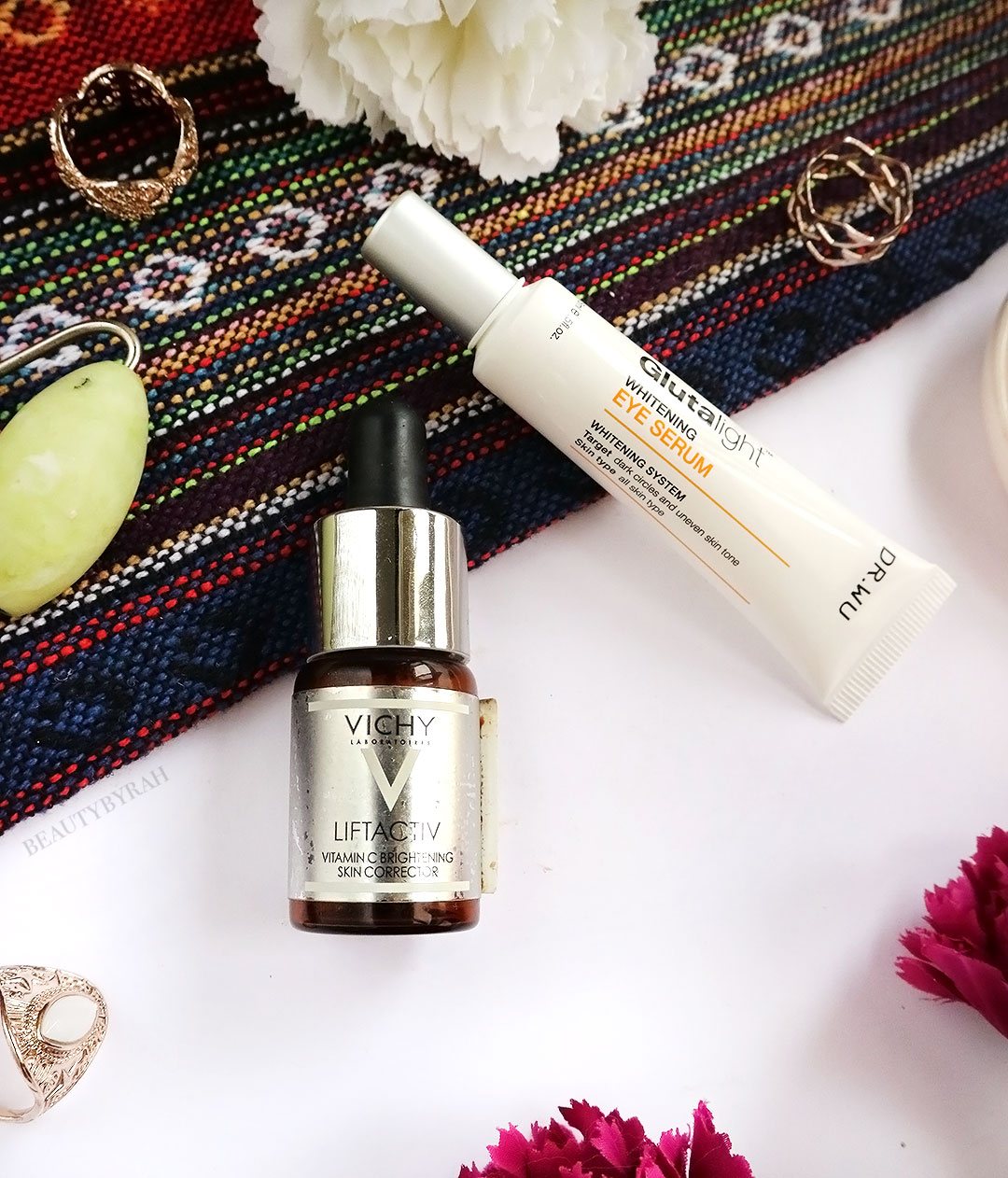 Dr Wu Glutalight Whitening Eye Serum Review