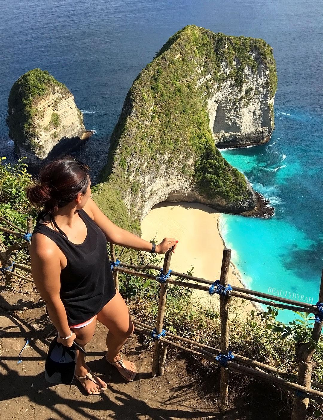 Kelingking island bali Nusa Penida guide