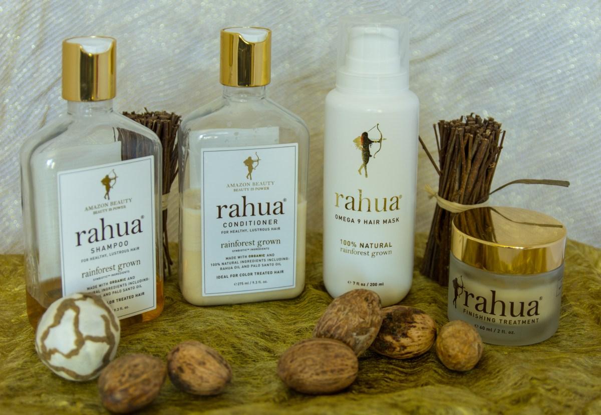 Rahua - Dall'Amazzonia una linea per capelli trattati e danneggiati