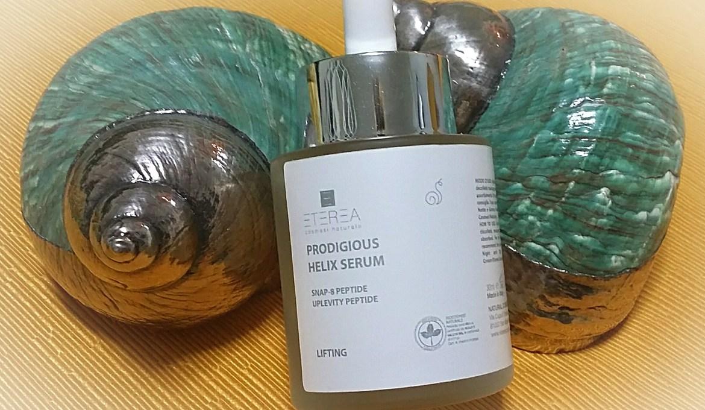Prodigious Helix Serum – Eterea Cosmesi – Recensione