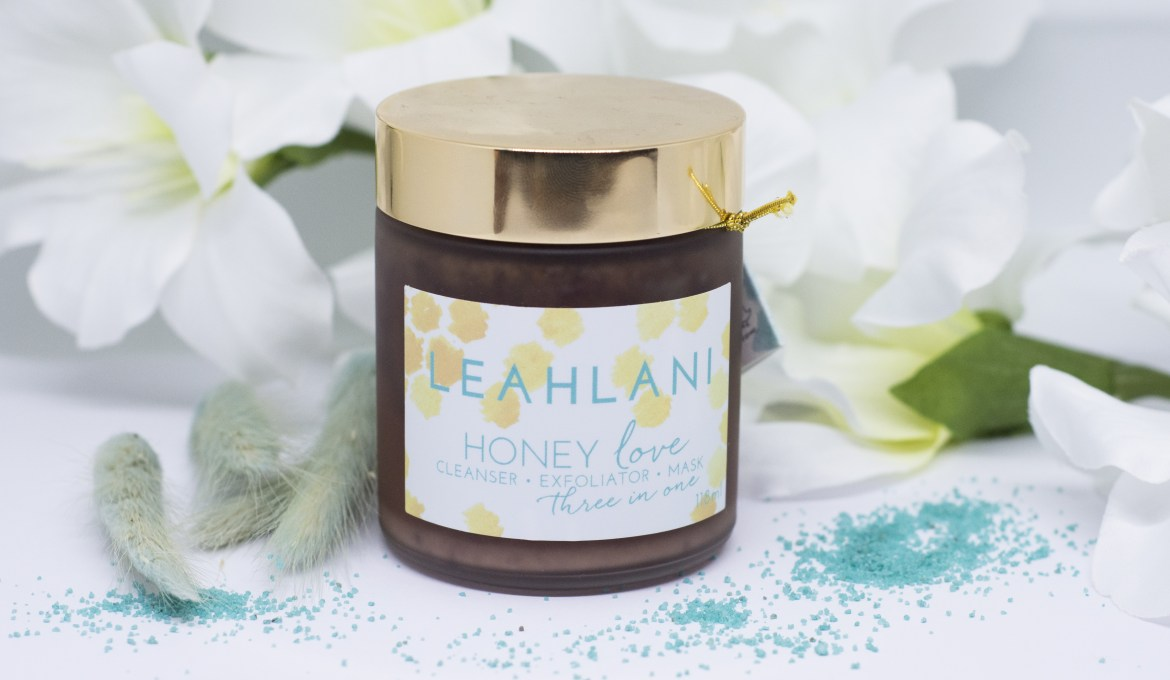 Honey Love Mask 3-in-1 – Leahlani Skincare