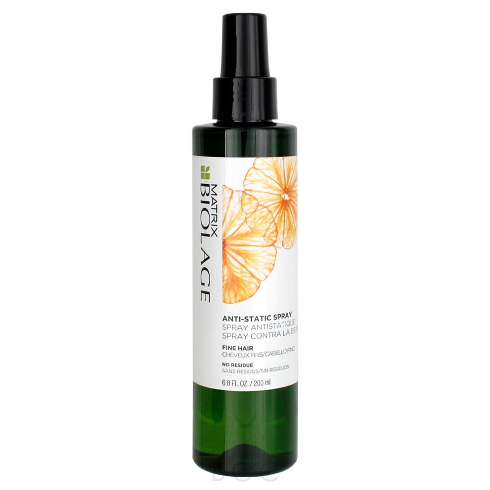 Matrix Biolage Anti Static Spray Fine Hair Beauty Care