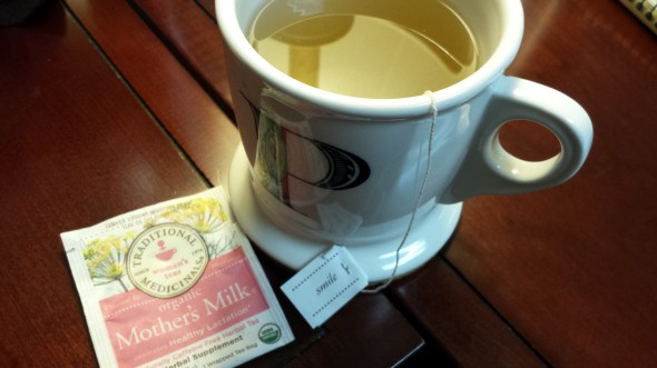 mother's milk organic tea