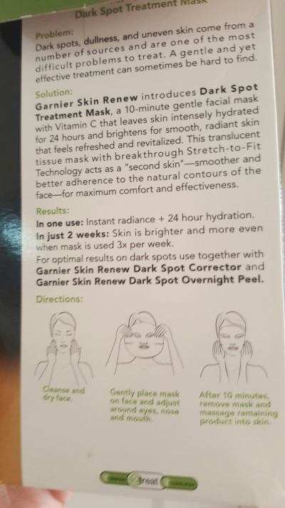 garnier skin renew review