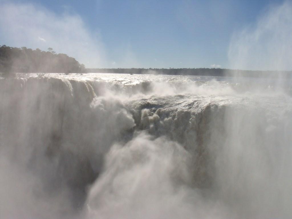 Iguazu Falls, South America