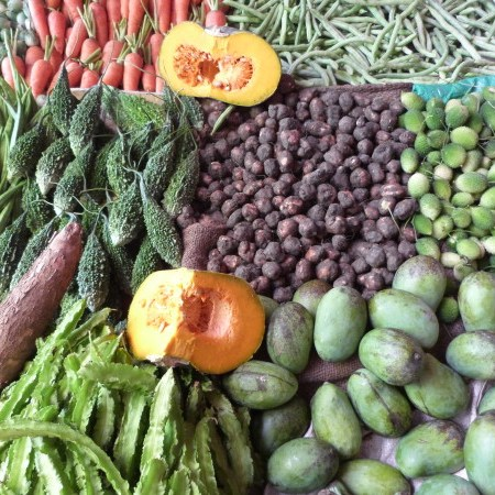 Beautiful fresh vegies